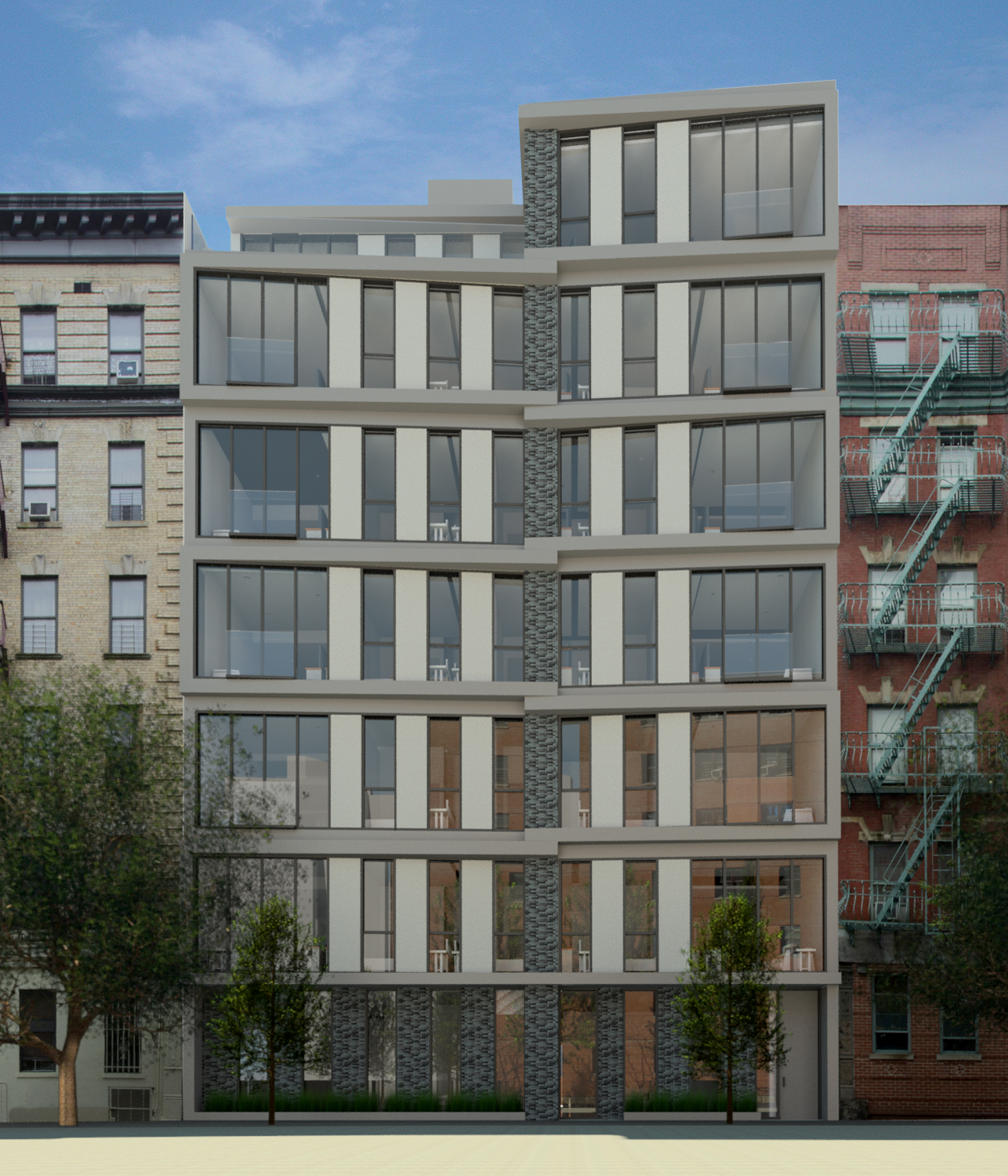 Harlem New York Apartments: New Renderings As 336 East 112th Street Nears Completion