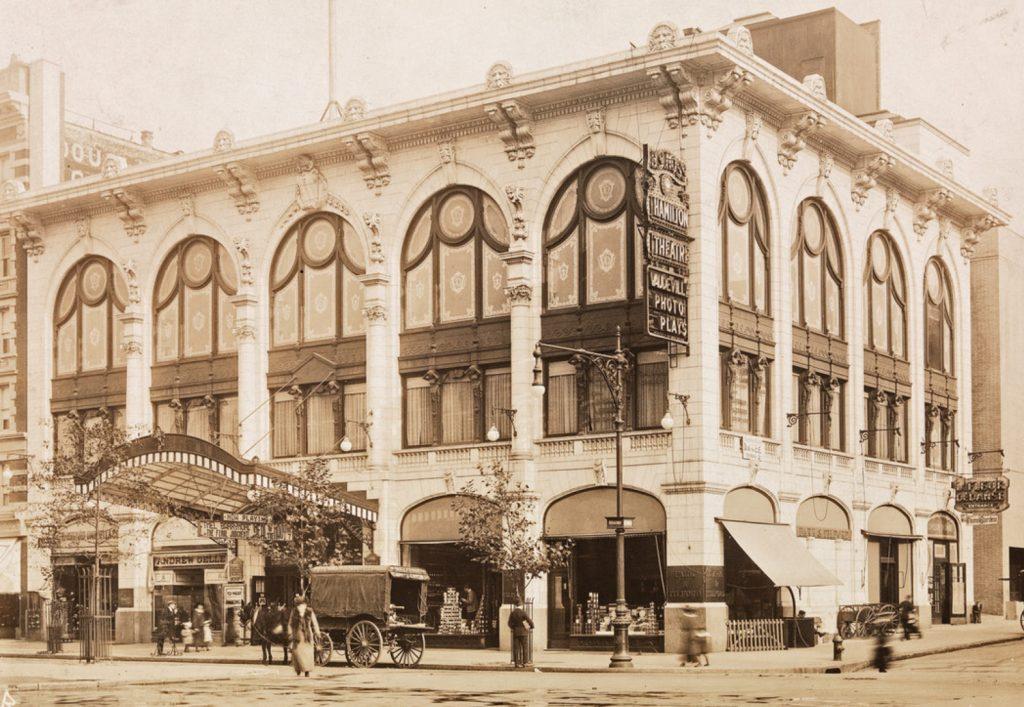 3560 Broadway Historic Image