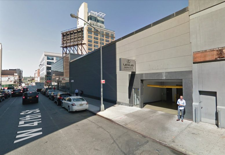 permits filed for 547 west 47th street hell s kitchen manhattan new york yimby permits filed for 547 west 47th street