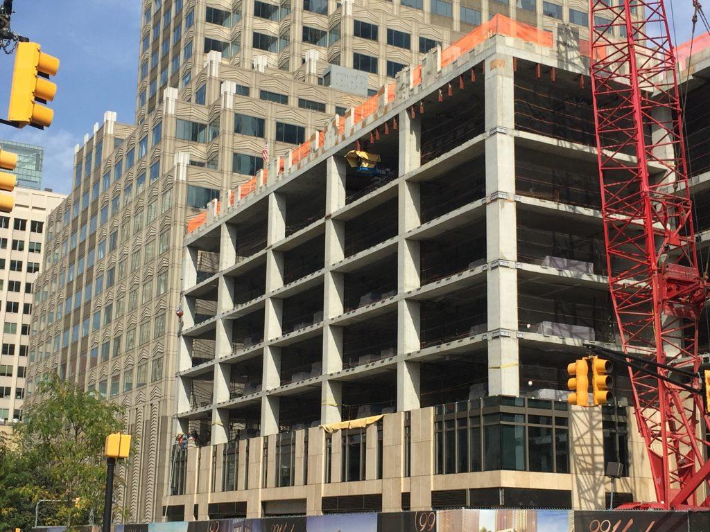 99 Hudson Street Facade