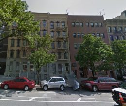 123 West 106th Street, via Google Maps