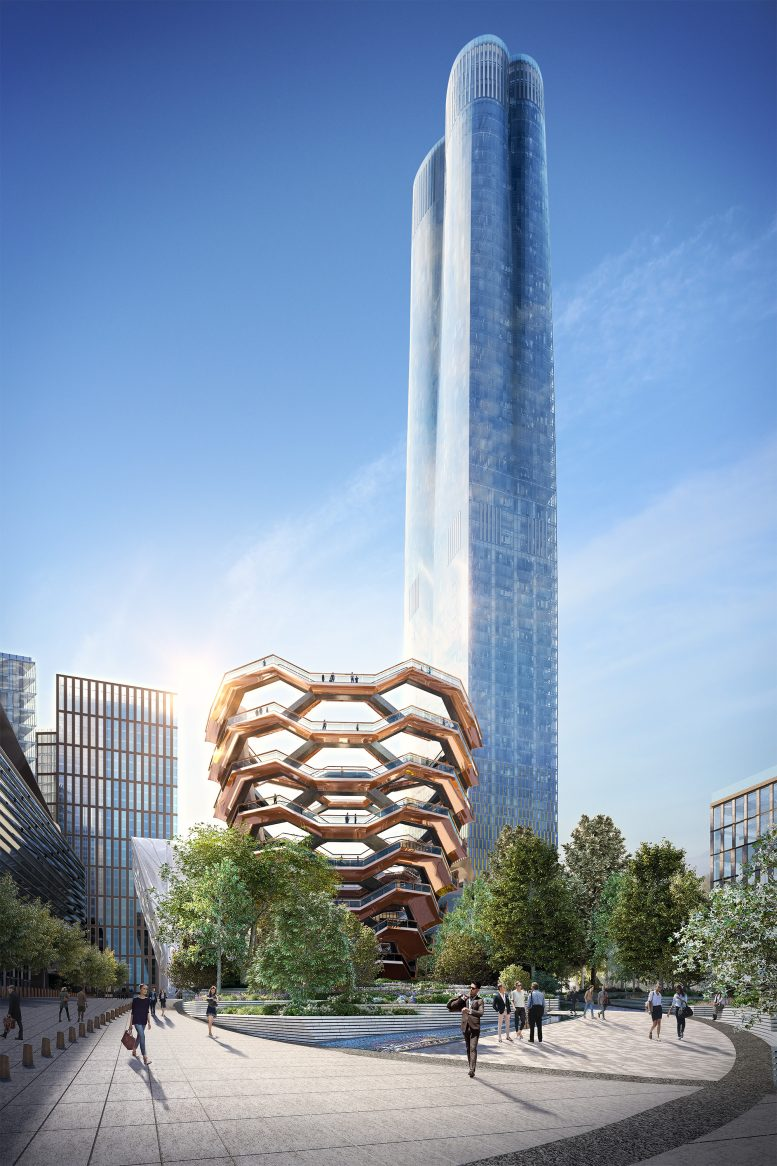 15 Hudson Yards November Rendering