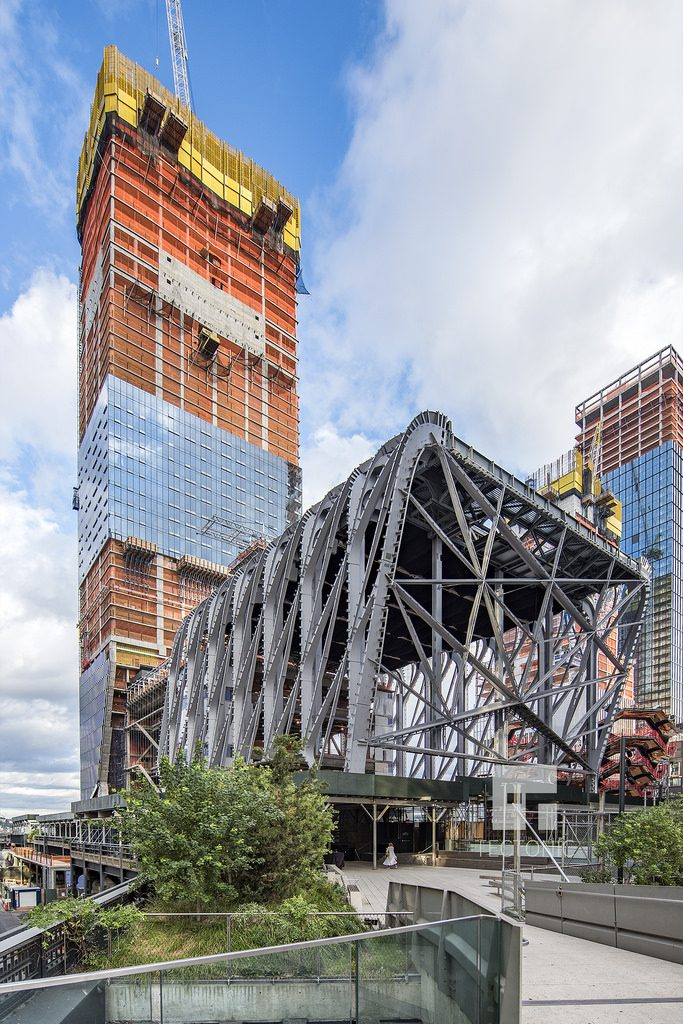 15 Hudson Yards October