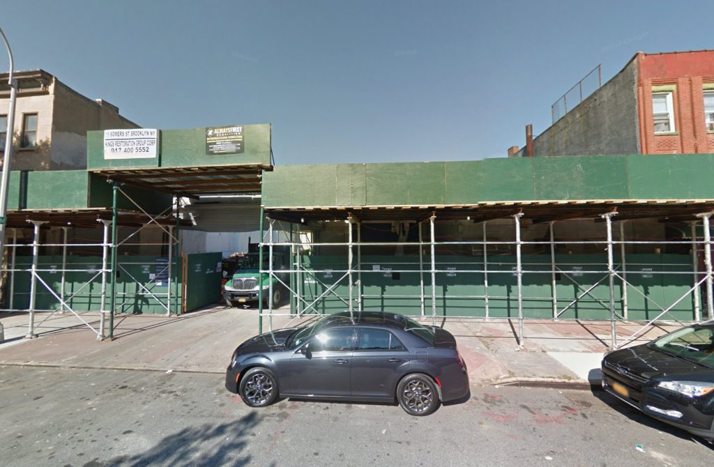 15 Somers Street, via Google Maps
