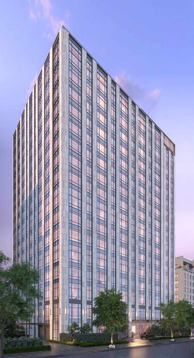 Gramercy Square, 215 East 19th Street, i.e. The Tower