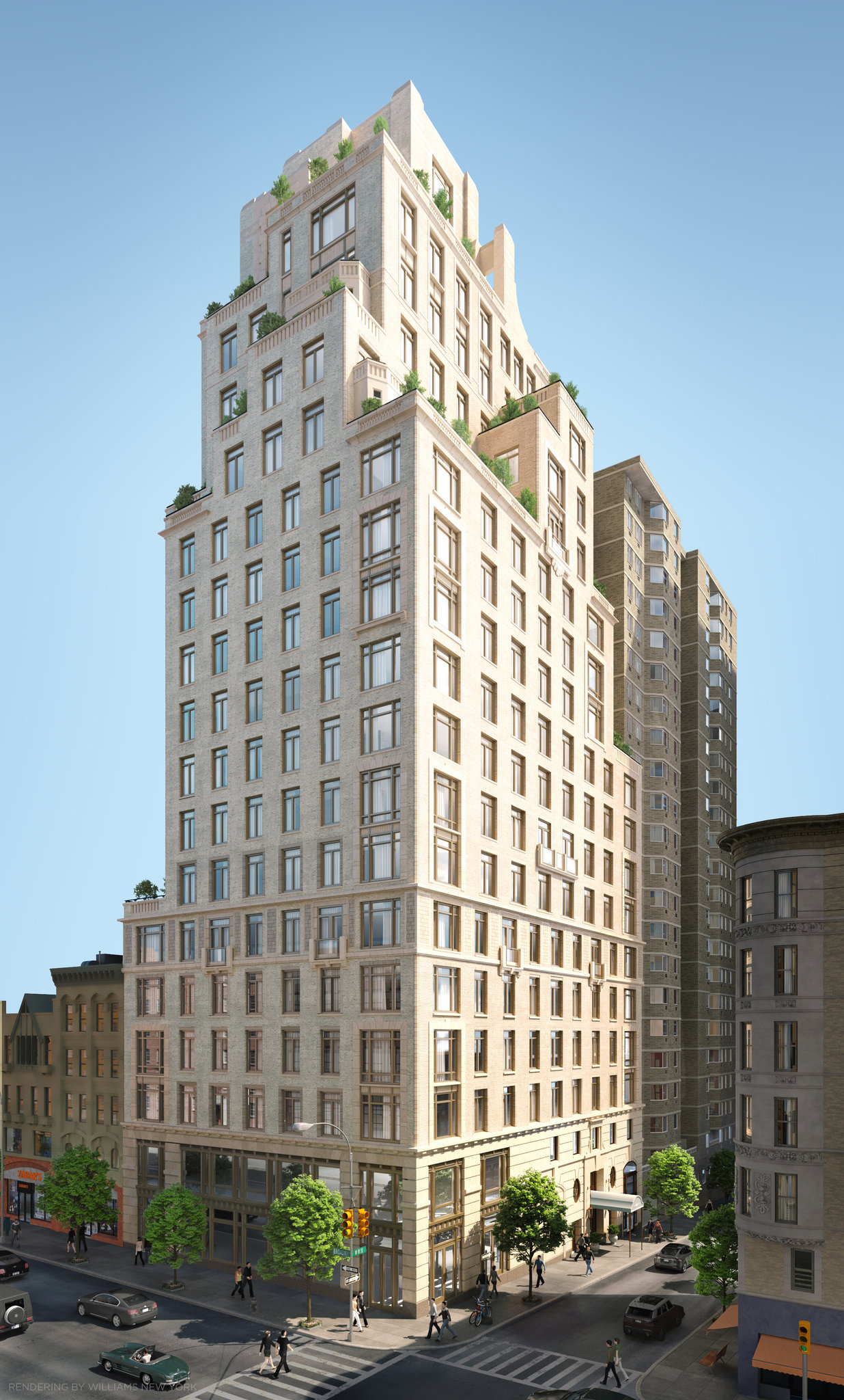 250 West 81st Street, by Williams New York