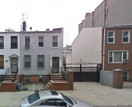 328 And 330 Sackett Street, via Google Maps