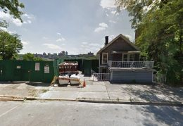 3588 and 3592 Greystone Avenue, via Google Maps