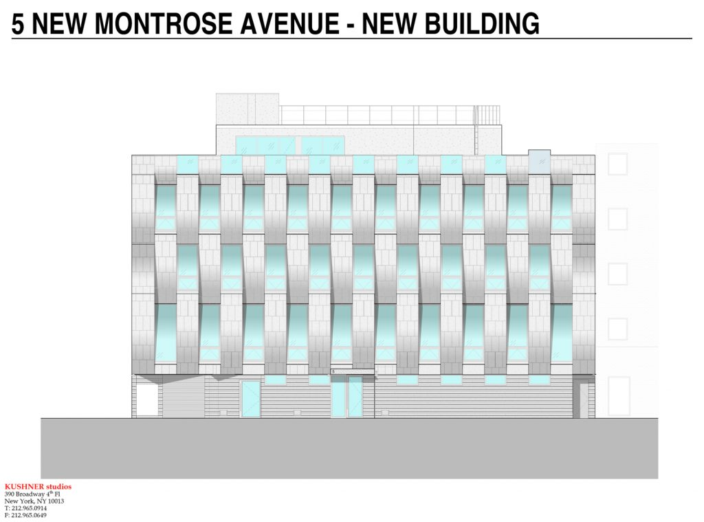 5 New Montrose Avenue