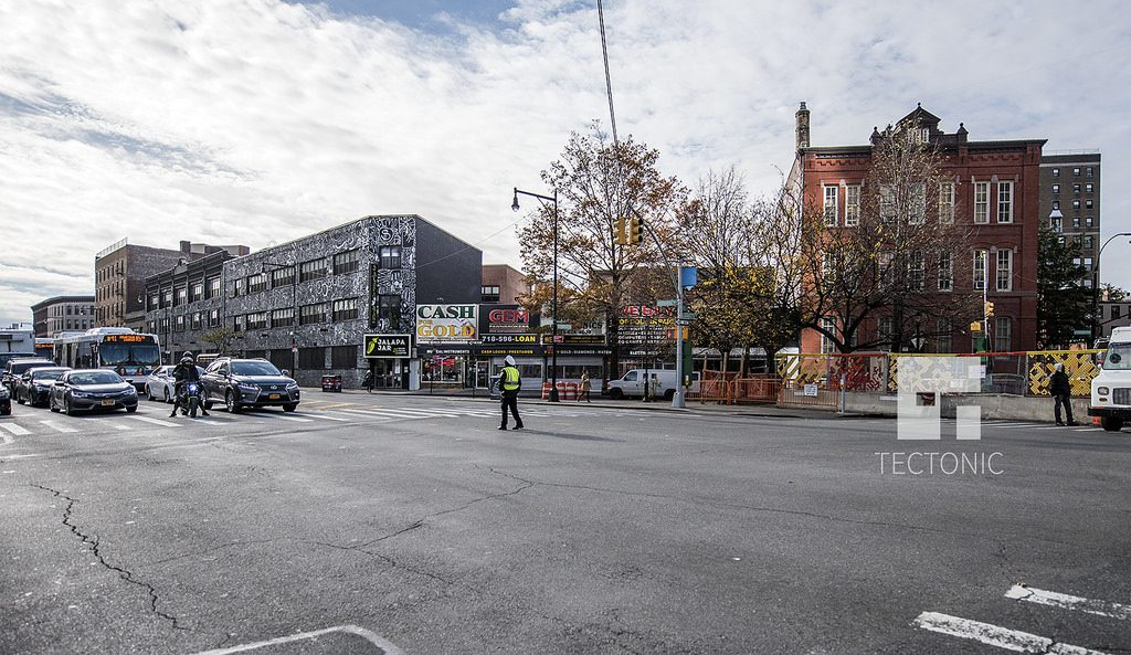 80 Flatbush as of November, photo by Tectonic