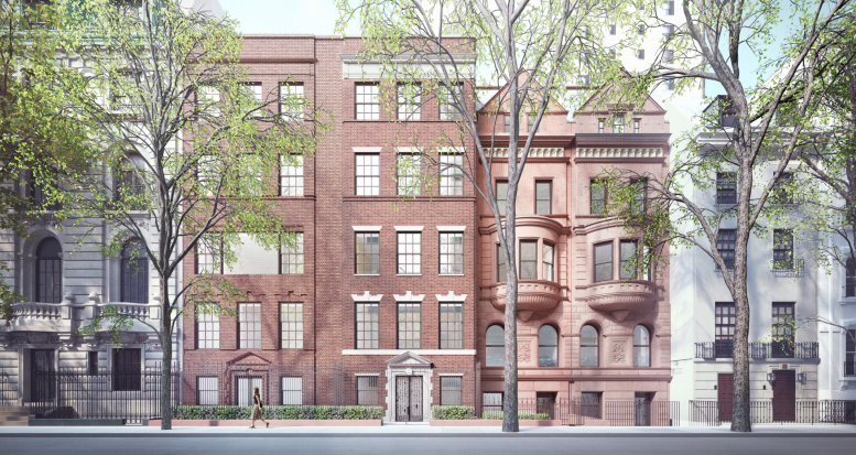 Roman Abramovich S Expanding Upper East Side Mega Mansion
