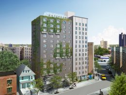 Bedford Green House -- Rendering of 2865 Creston Avenue