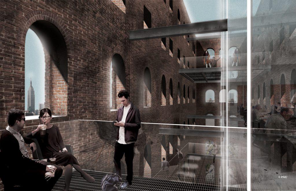 Domino Plant interior design
