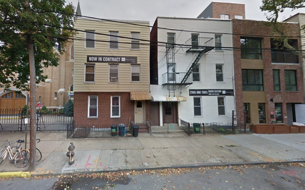 167-169 Eagle Street, via Google Maps