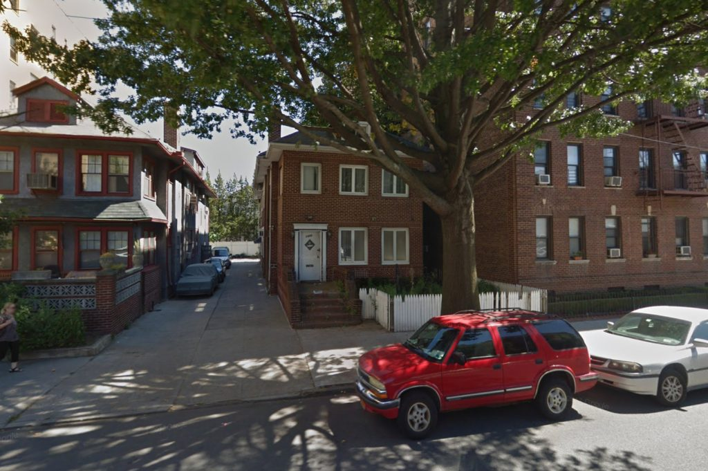 1673 Ocean Avenue, via Google Maps