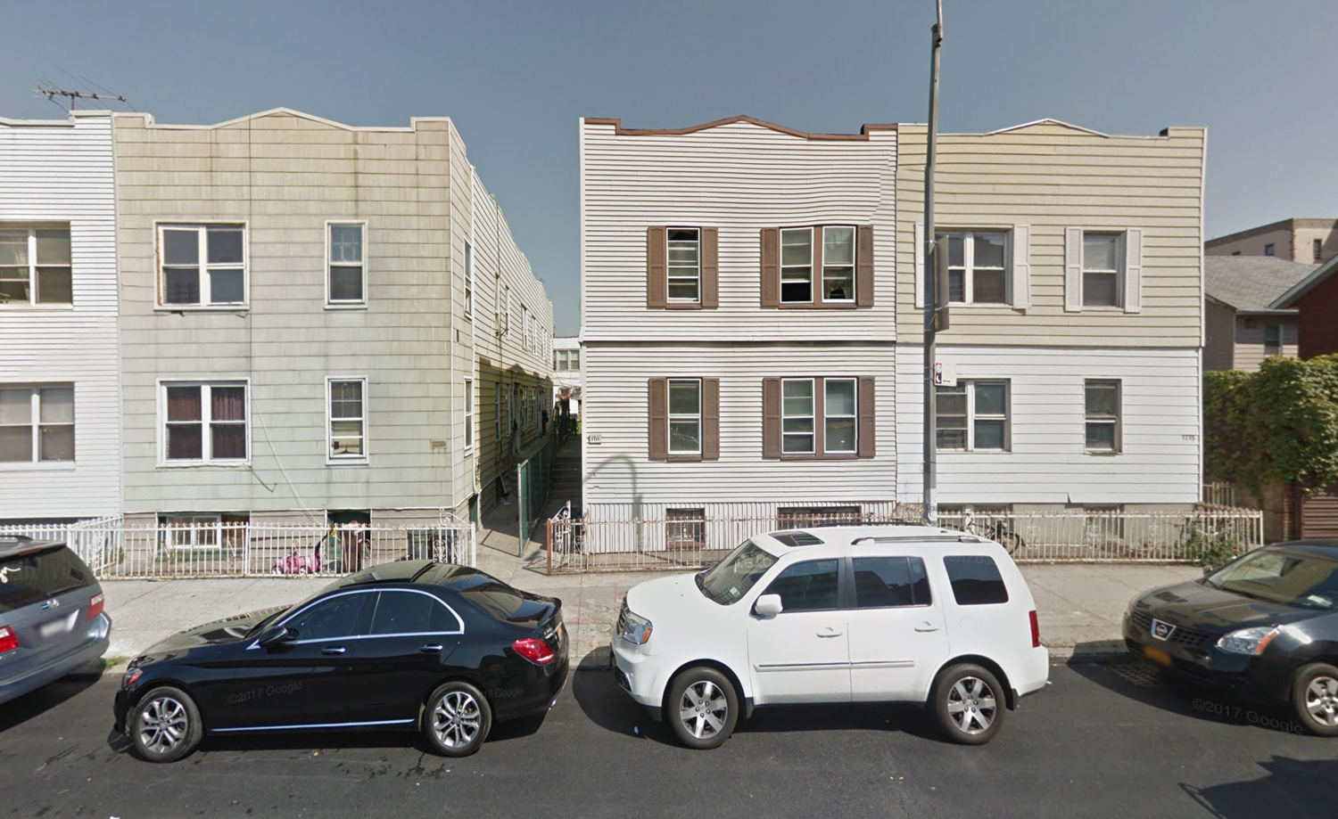 1711 Coney Island Avenue, via Google Maps