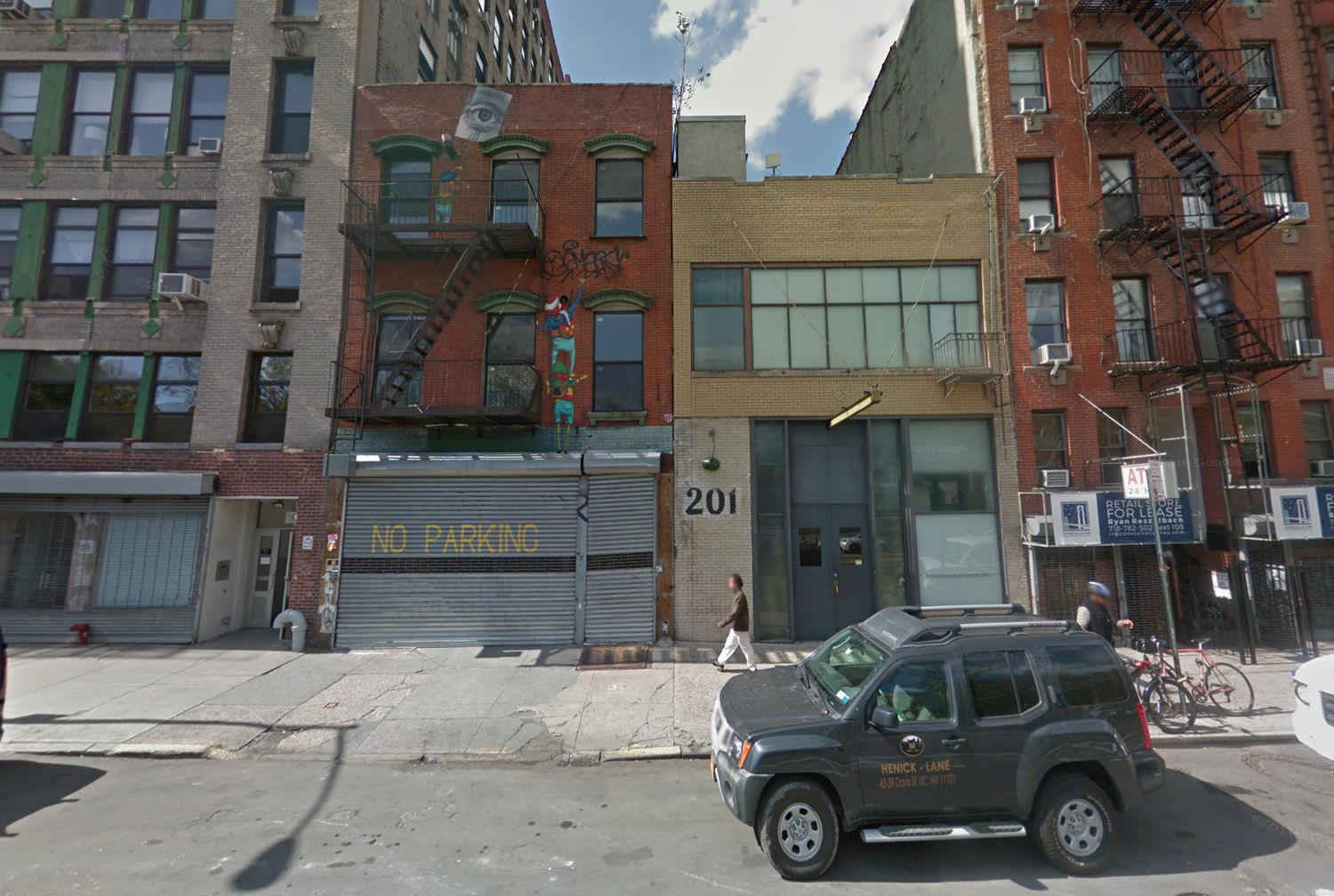 199 Chrystie Street, via Google Maps