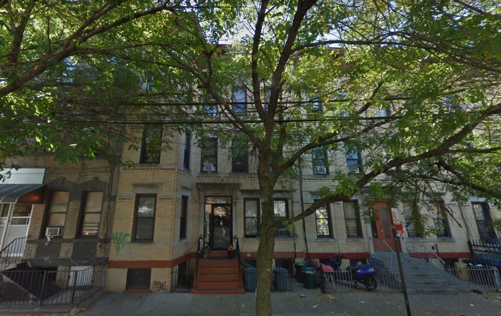 304 Saint Nicholas Avenue, via Google Maps