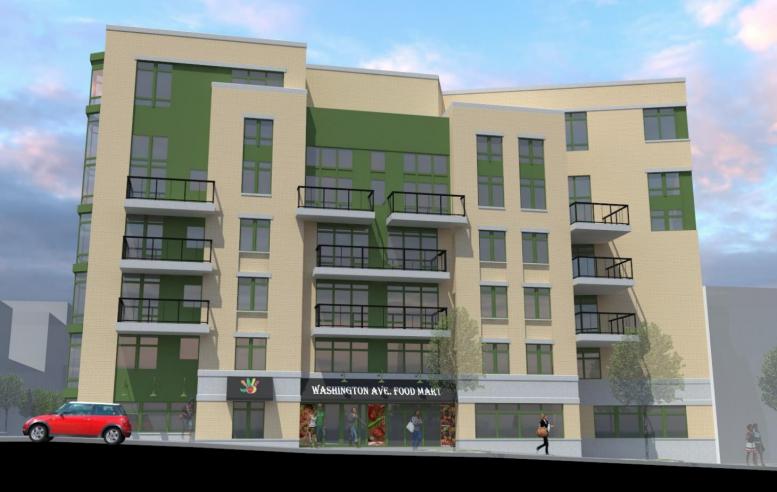 35 Underhill Avenue Proposal