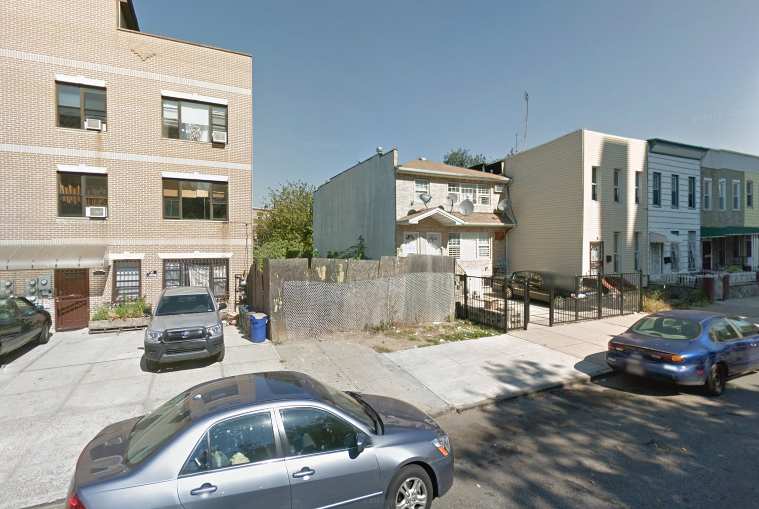 389 Sumpter Street, via Google Maps