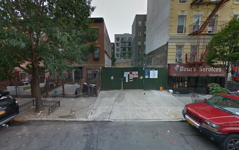 396 South 5th Street, via Google Maps