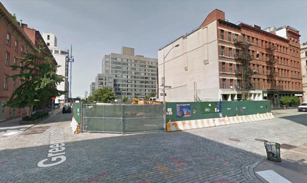 456 Greenwich Street, via Google Maps