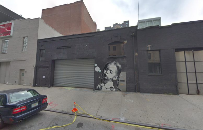 540 West 21st Street, via Google Maps