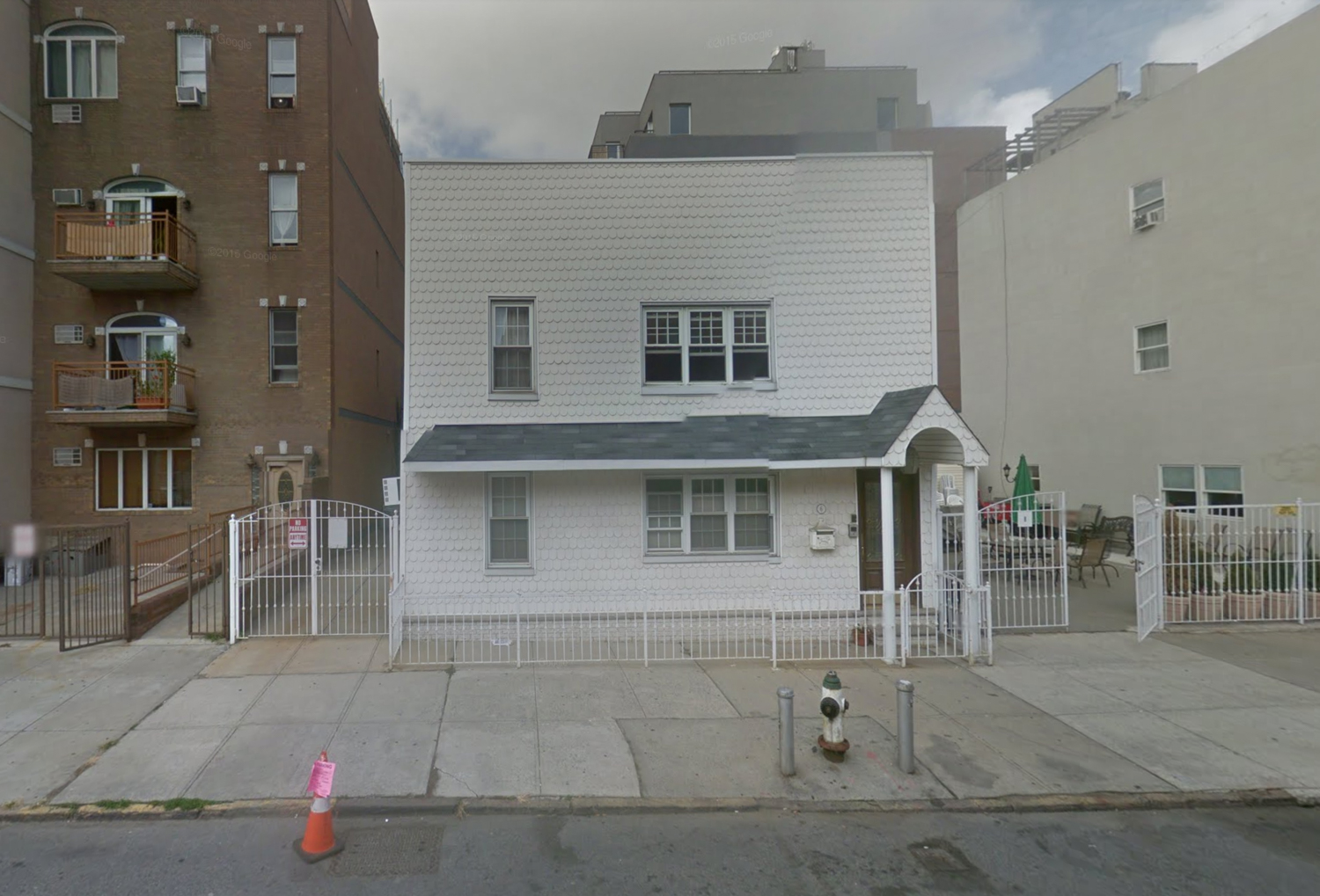 6 Havemeyer Street, via Google Maps