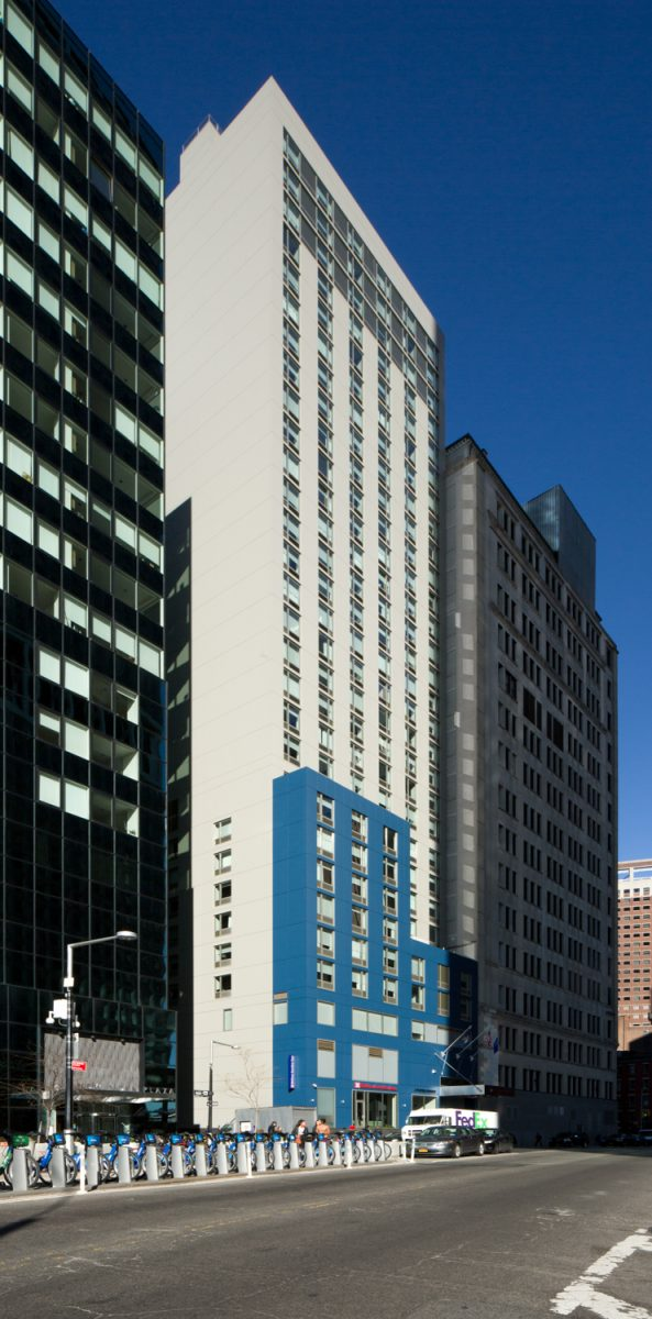 Kaufman Designed 6 Water Street Now Complete In The