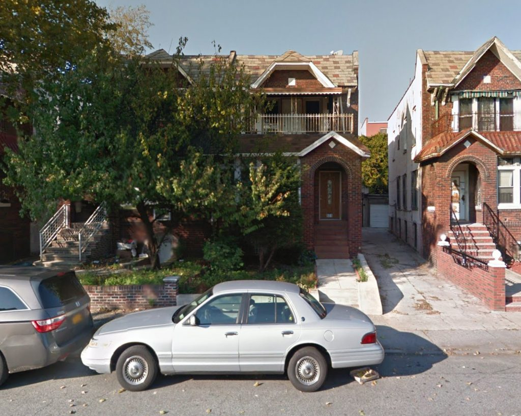 679 Lefferts Avenue, via Google Maps
