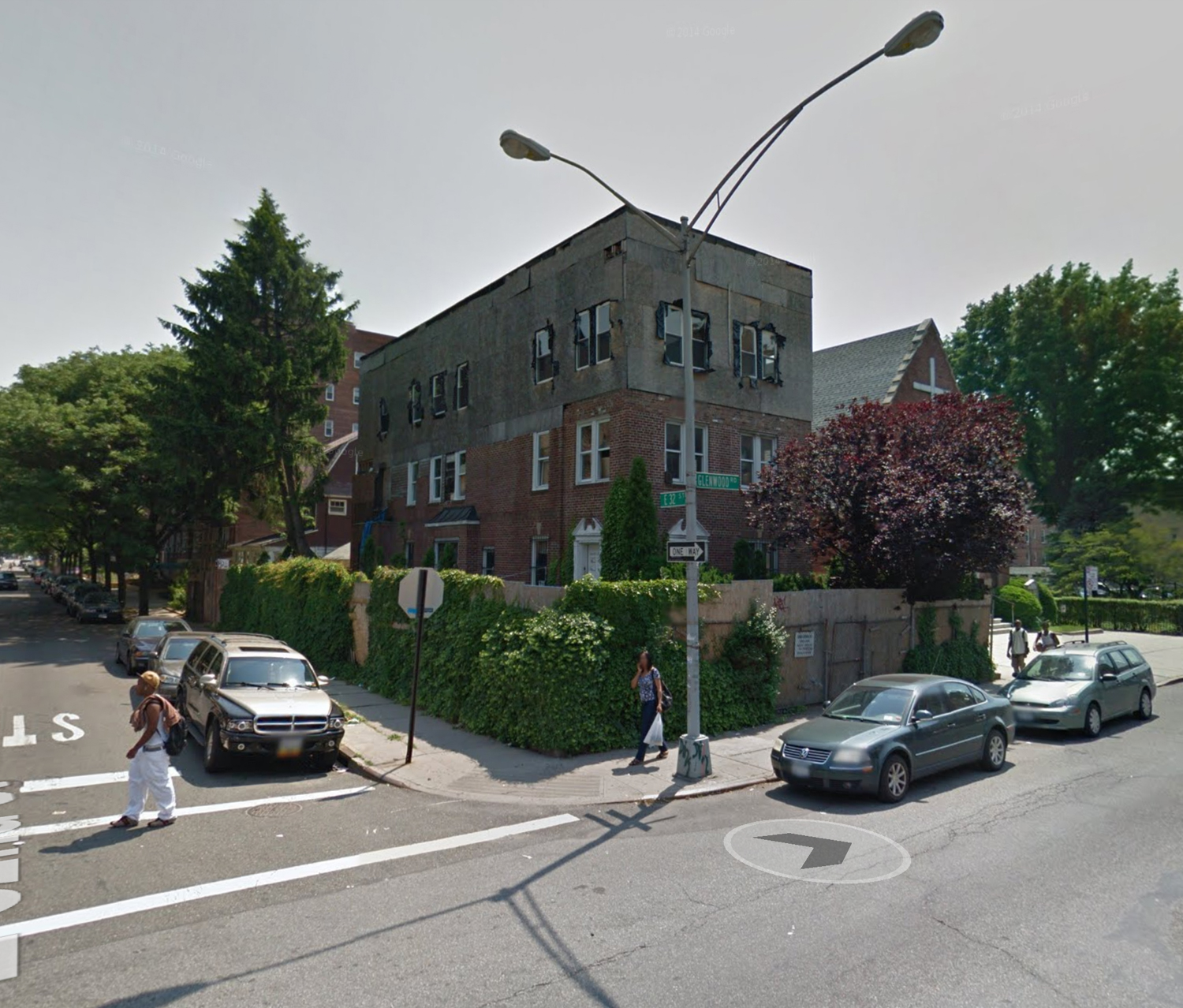 712 East 32nd Street, via Google Maps