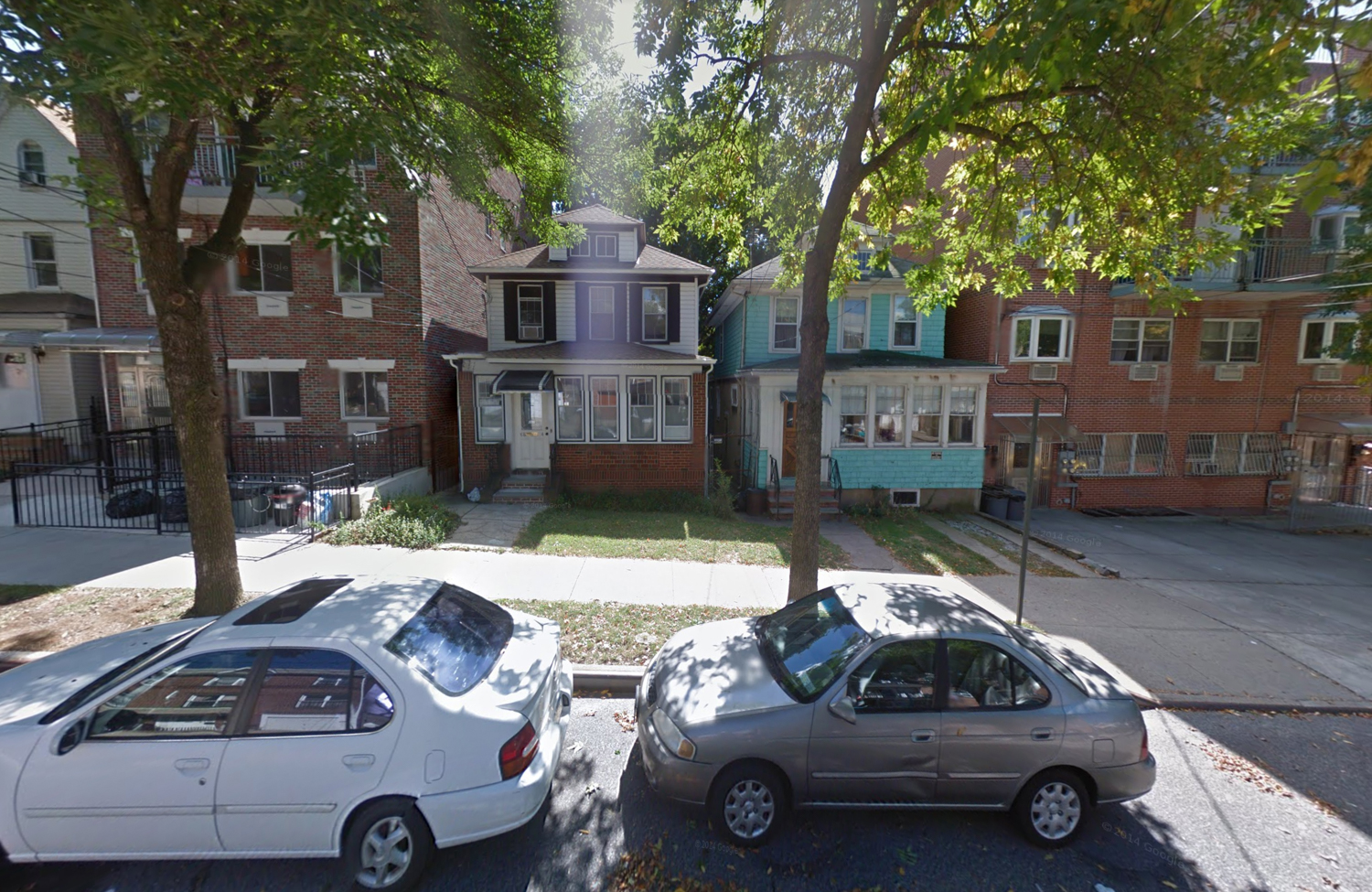 88-30 and 88-34 54th Avenue, via Google Maps