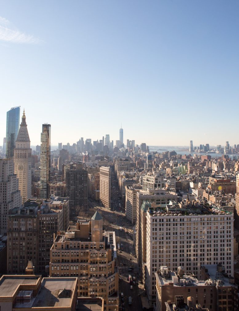 View of Downtown at 277 5th Avenue, image by Andrew Campbell Nelson