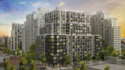 120 3rd Avenue, rendering by Aufgang Architects