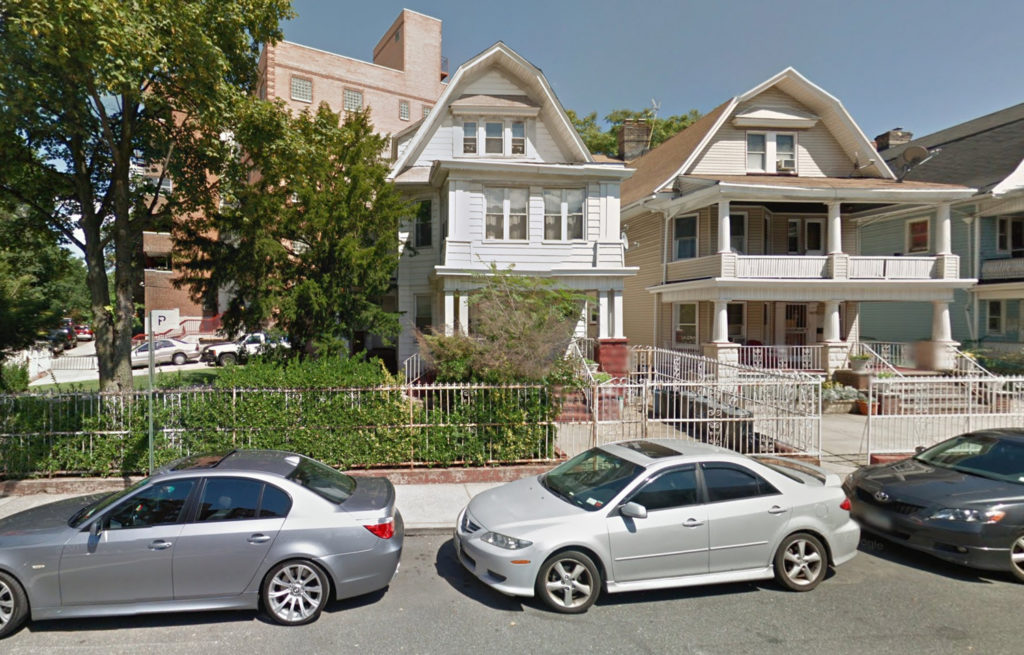 1702 Newkirk Avenue, via Google Maps