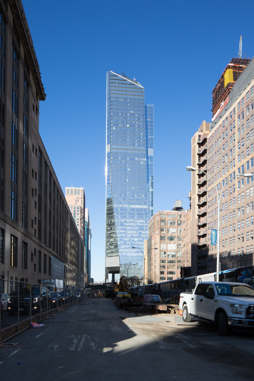 10 Hudson Yards, image by Andrew Campbell Nelson