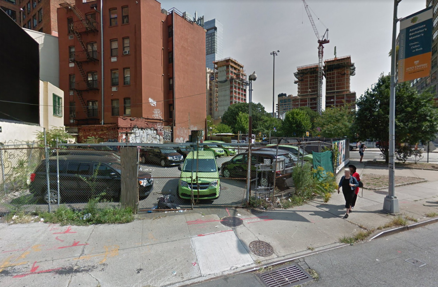 219 Hudson Street, via Google Maps