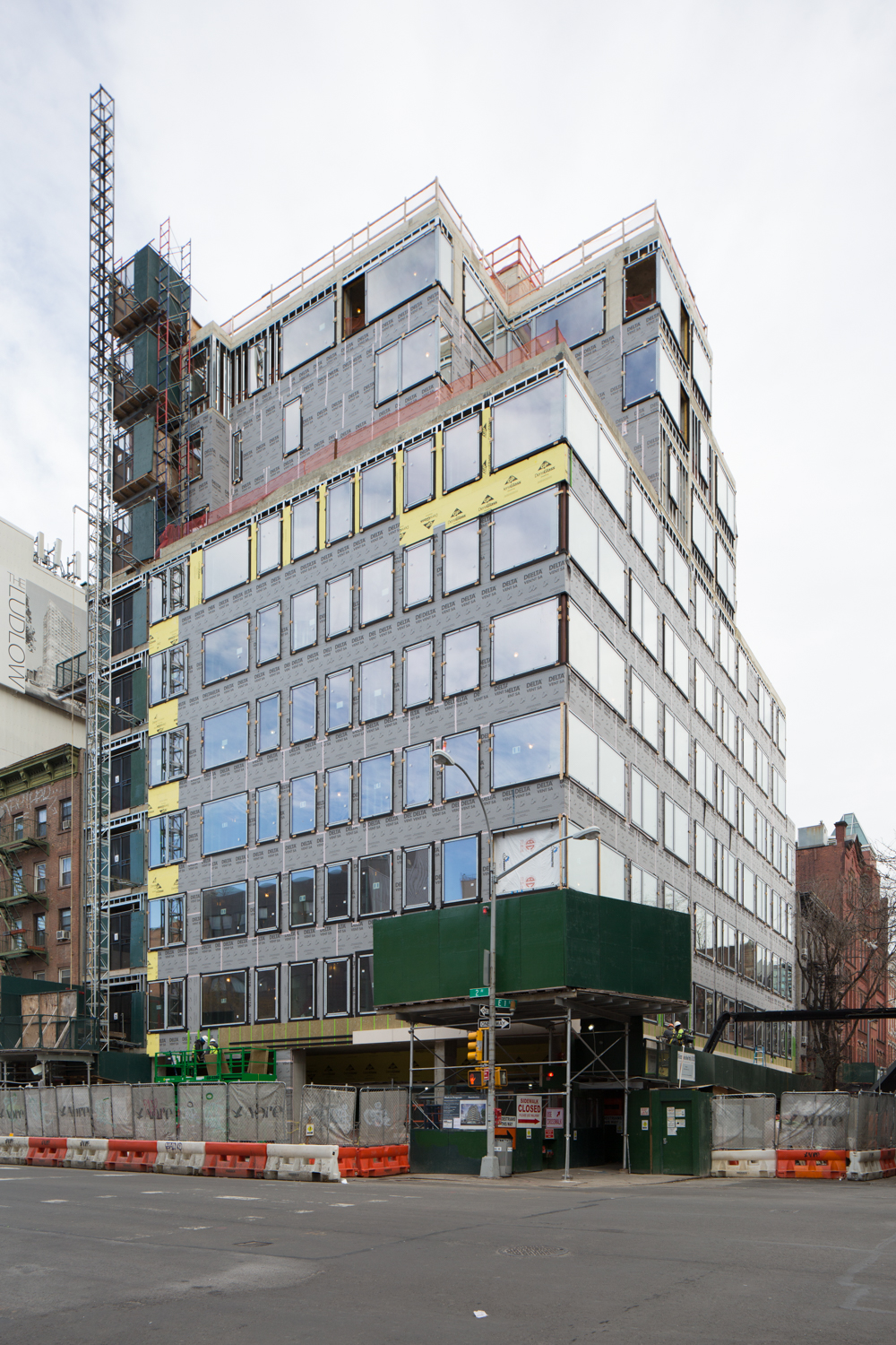 24 Second Avenue, image by Andrew Campbell Nelson