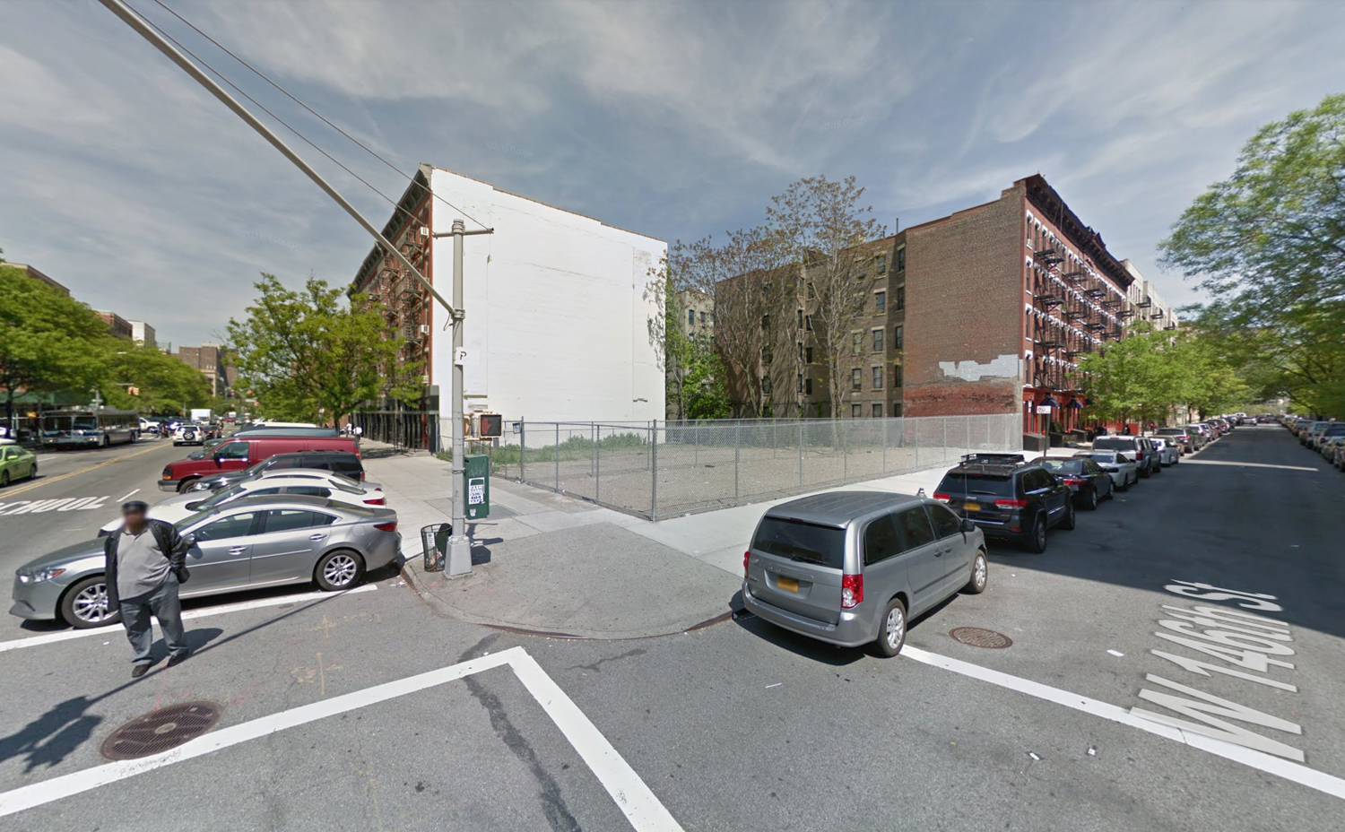 275 West 146th Street, via Google Maps