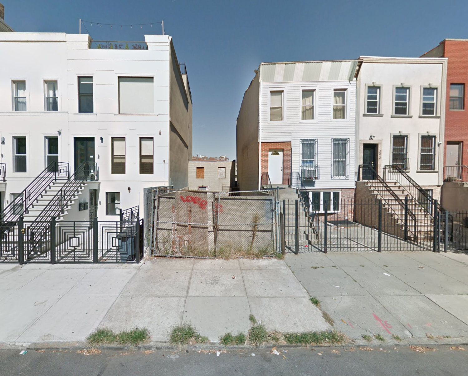 289 Kosciuszko Street, via Google Maps