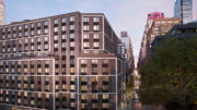 411 West 35th Street Hero View, Rendering by Binyan Studios