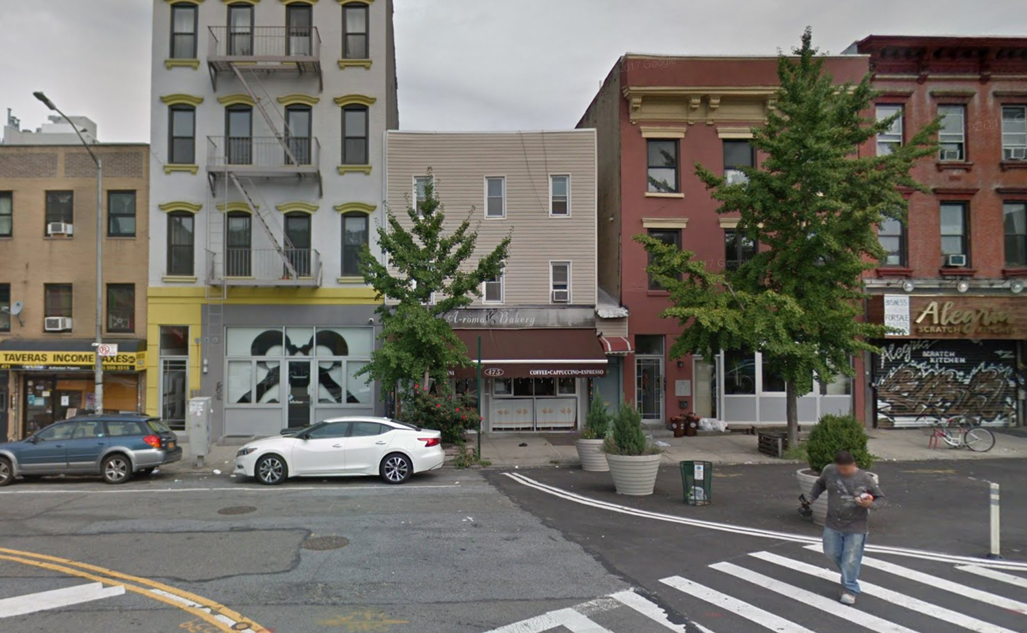 475 Grand Street, via Google Maps