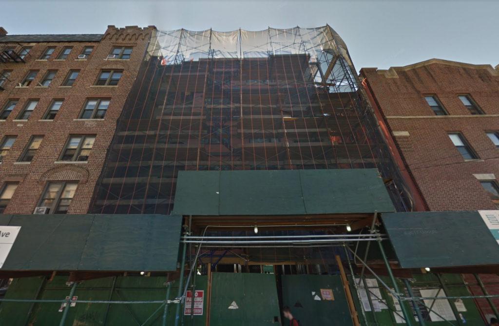 520 Parkside Avenue, via Google Maps