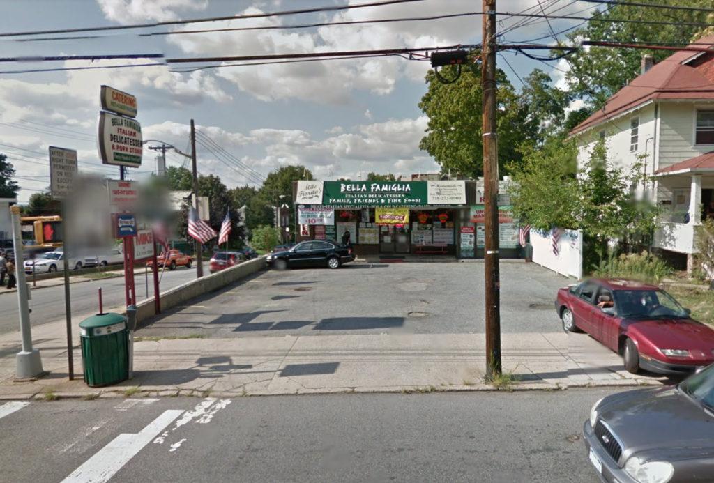 719 Forest Avenue, via Google Maps