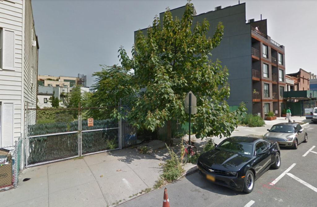 731 and 733 Bergen Street, via Google Maps