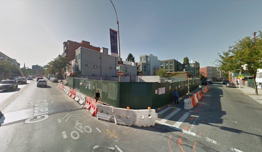 885 Grand Street, via Google Maps