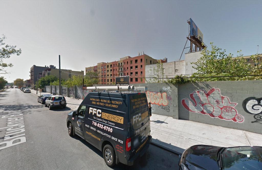 985 Bruckner Boulevard, via Google Maps