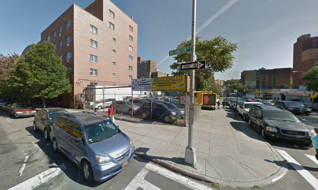1228 Washington Avenue, via Google Maps