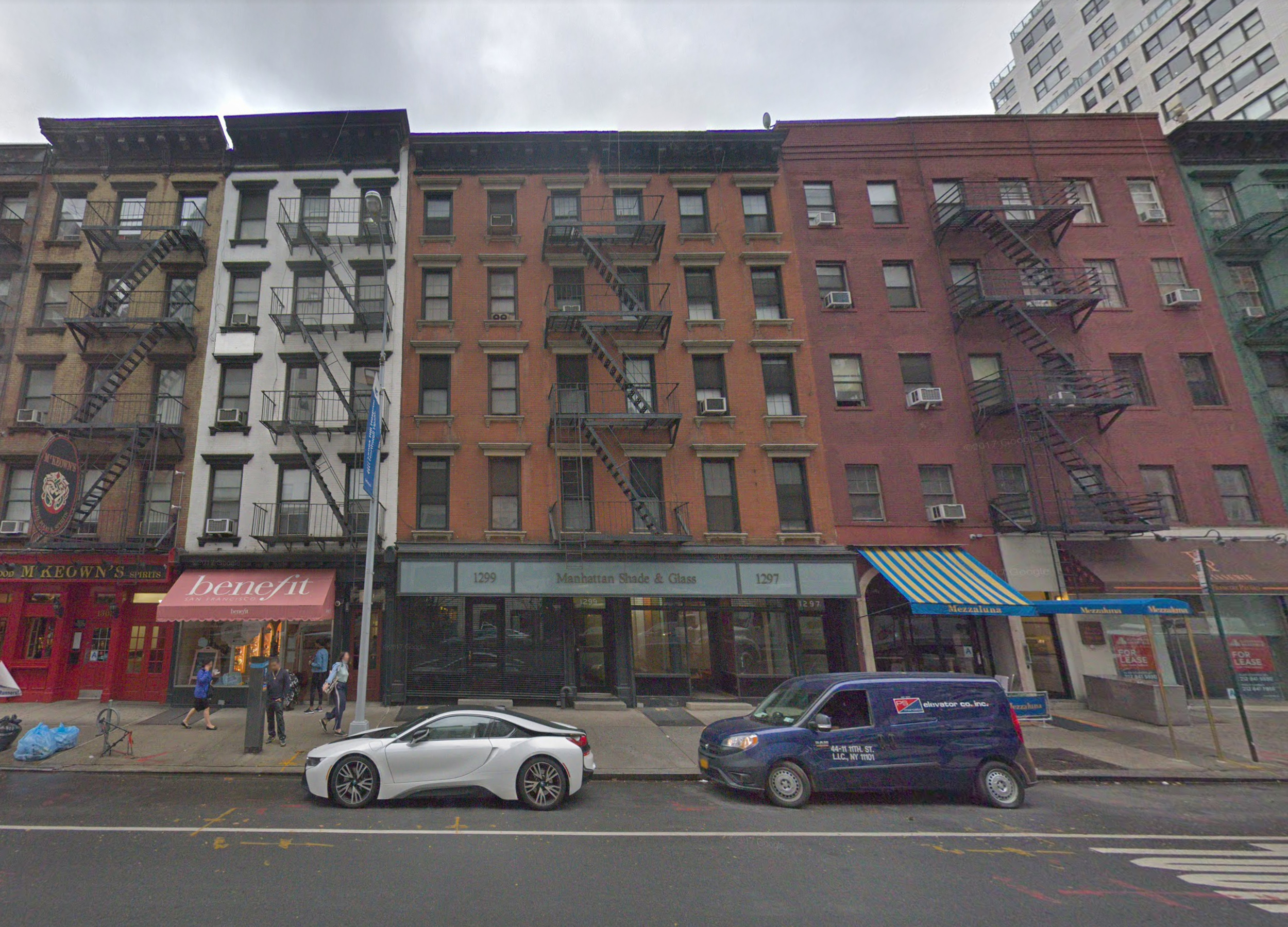 Demolition Permits Filed for 1297 and 1299 3rd Avenue, Upper East Side -  New York YIMBY