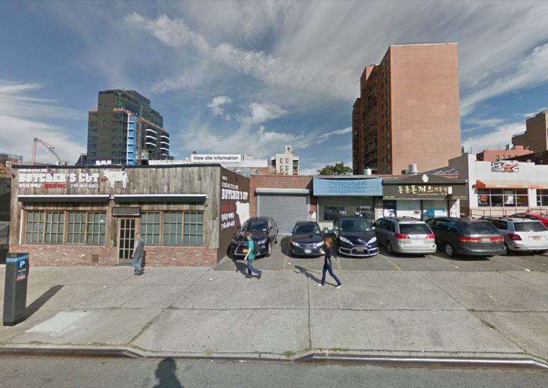 146-15 Northern Boulevard, via Google Maps